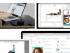 3 different picture showing how we conduct virtual consults via phone, computer or watch interface for Core Fusion and the core expert. Dipicts visual programs and online physio consults in porgress